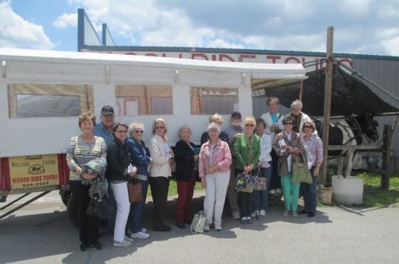 Super Seniors in Ethridge, TN