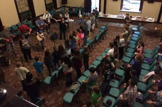 Youth Wednesday Night Concert