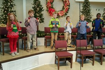Children's Handbell Choir