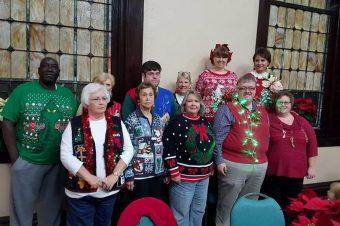 FBC Trenton's Church-wide Christmas Party