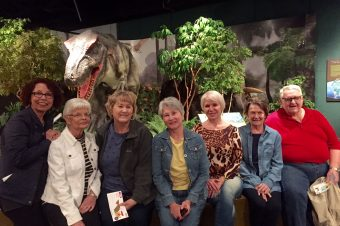 Super Seniors Trip on March 8, 2016