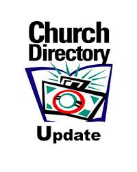 Updating FBC Directory – August, 2018