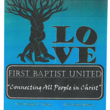 """2nd Annual """"First Baptist United"""" Picnic"""