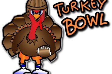 November 24th–Harvest Sunday (10:30 AM) & Turkey Bowl (1:00 pm)