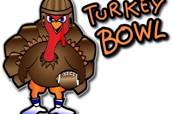 November 24th–Harvest Sunday (10:30 AM) & Turkey Bowl (1:00 pm)