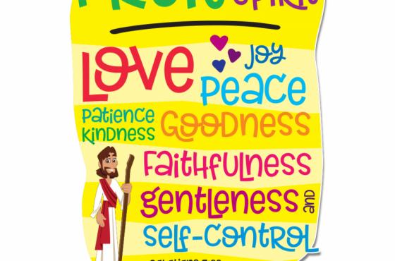 """Fruits Of The Spirit"" Children's Retreat"