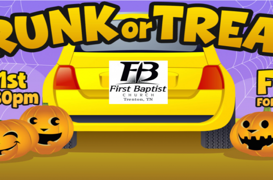 FBC TRUNK OR TREAT!