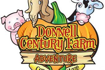 Children's (K-6th) Fun Day at Donnell Century Farm Adventure