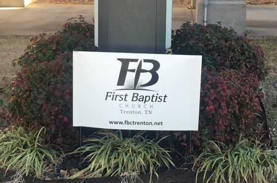 "FBC is still ""Connecting All People In Christ"""